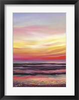 Framed Sunset Spectrum