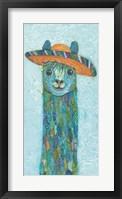 Framed Fernando Llama