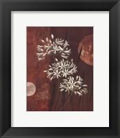Framed Moonlight Blossoms II