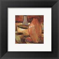 Framed Glazing Pots II