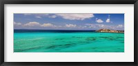 Framed Caribbean Waters