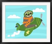 Framed Airborne Sloth