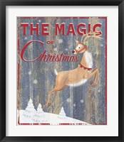 Framed Magic of Christmas