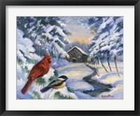 Framed Winter Song