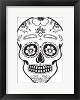 Framed Skull 5
