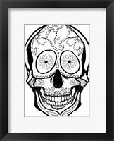 Framed Skull 6