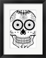 Framed Skull 11