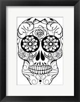 Framed Skull 12