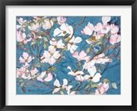 Framed Dogwoods, Pink