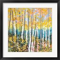 Framed Mystery Of Trees V