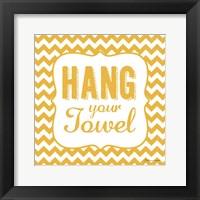 Framed Hang