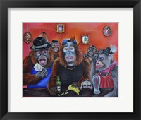Framed Monkey Business