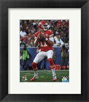 Framed Alex Smith 2016 Action