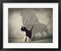 Framed Believe 1