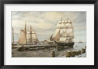 Framed Drying Sails - New Bedford