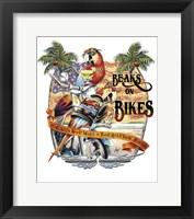 Framed Beakson Bikes
