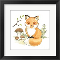 Framed Baby Woodland I