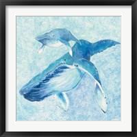 Framed Blue Mama v2