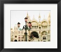 Framed Venetian Concerto