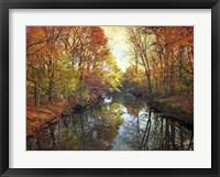 Framed Ode To Autumn