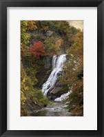 Framed Ithaca Falls