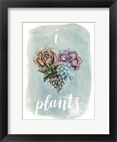 Framed Life is Succulent II