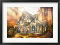 Framed Sweet Heart Manor