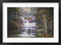 Framed Queen's Cascades