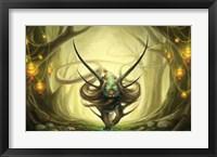 Framed God of Evanescence
