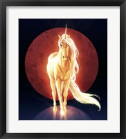 Framed Last Unicorn