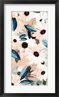 Framed Wind Daisies II