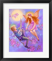 Framed Fairy Serenade