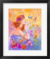 Framed Goddess Of Spring