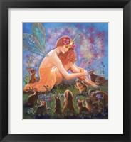 Framed Fairy And The Velveteen Rabbit