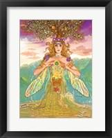 Framed Healing Spirit