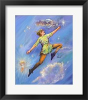Framed Peter Pan
