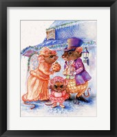 Framed Mouse Christmas Gifts
