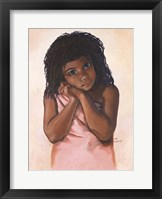 Framed Black Girl