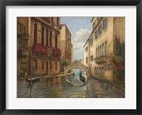 Framed Gondola Ii