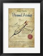 Framed Airship