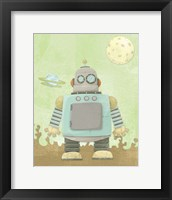 Framed Kids Robot