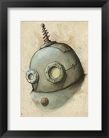 Framed Robot Painting