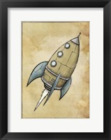Framed Rocket