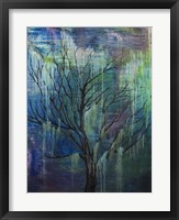 Framed Enchanted Tree