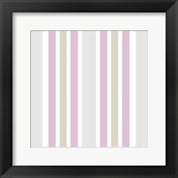 Framed Fashionista Pattern
