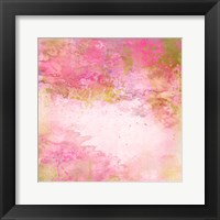 Framed Pretty in Pink Pattern 1