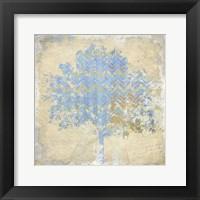 Framed Chevron Tree 1