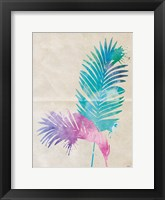 Framed Acrea Palm