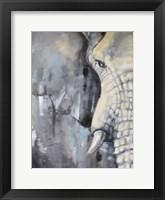 Framed Majestic Pachyderm 1
