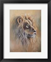 Framed Lion 1